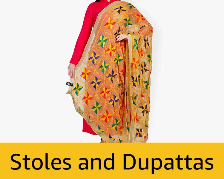 Stoles & Duppattas