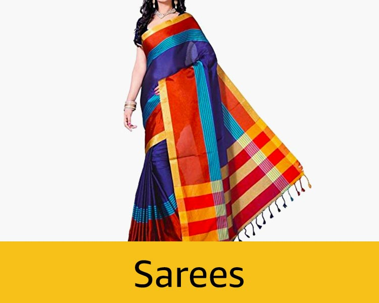 Sarees from Local Sellers