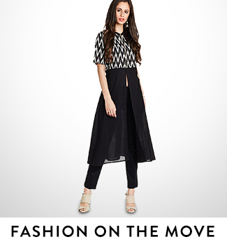 fashion on the move