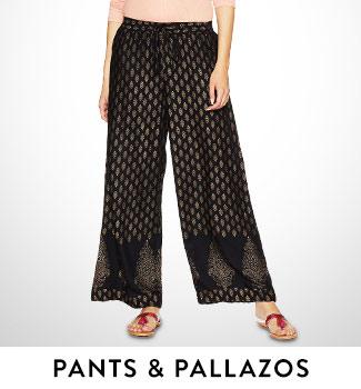 pants & palazzos