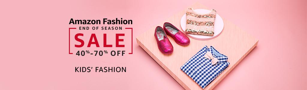 Kids Fashion: 40% - 70% off