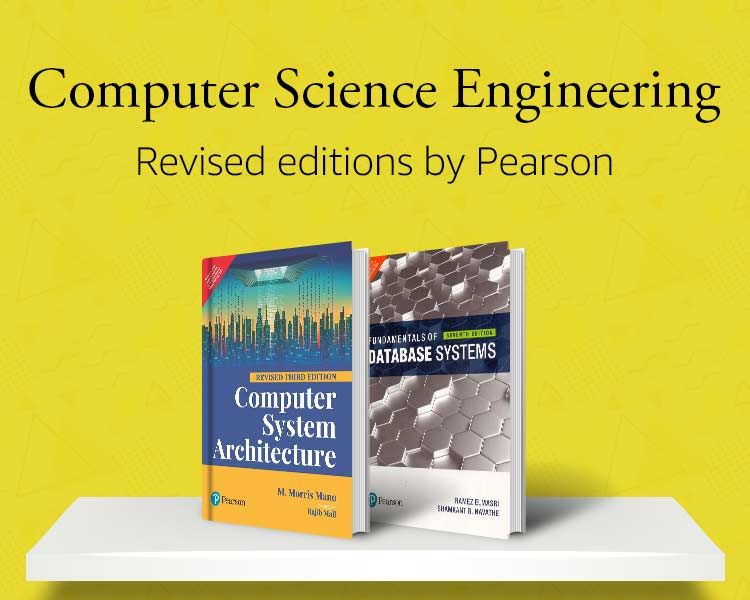 computer science engineering: Revised editions by Pearson