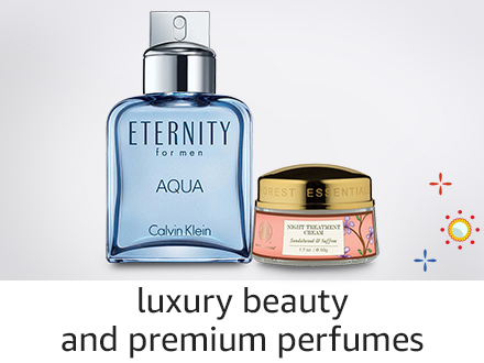 Luxury beauty and premium perfumes