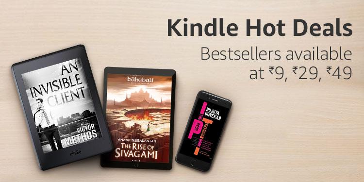 Kindle Hot Deals