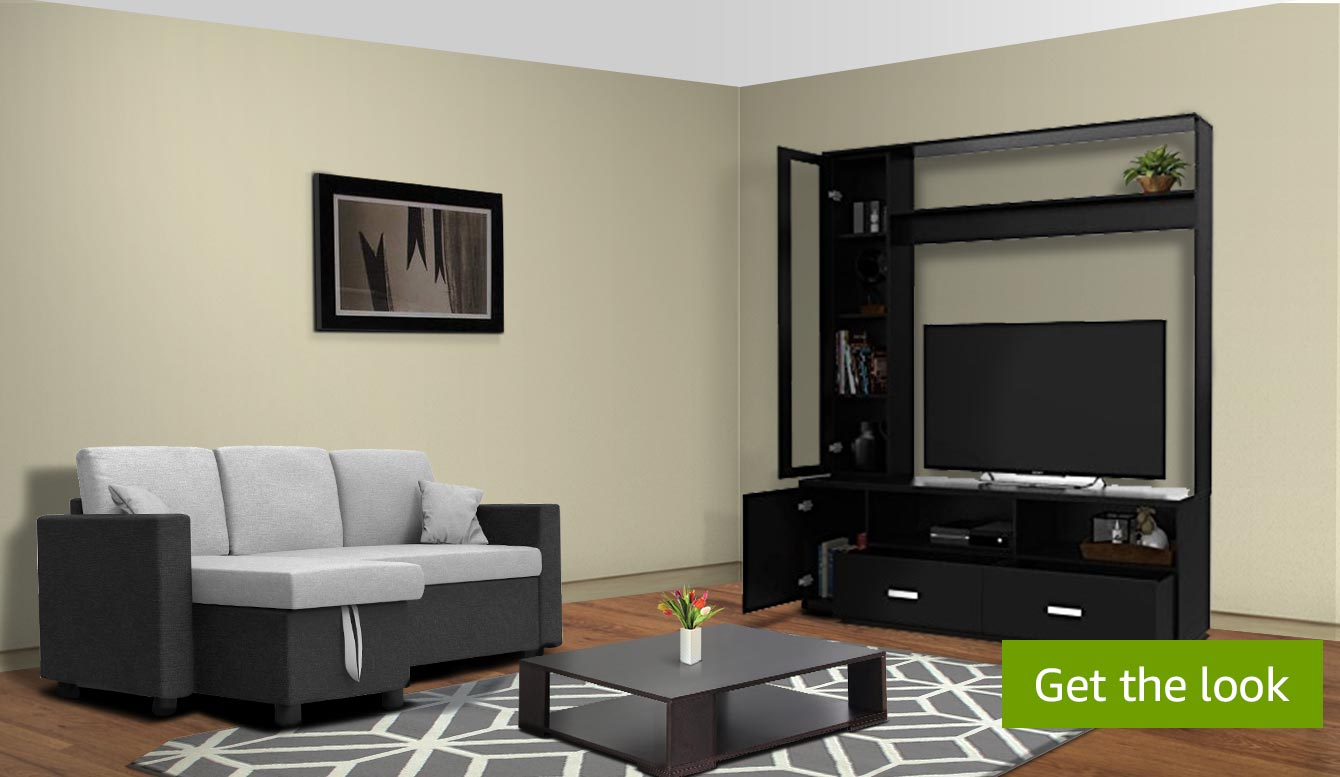 Furniture buy furniture online at best prices in india for Looking for living room furniture