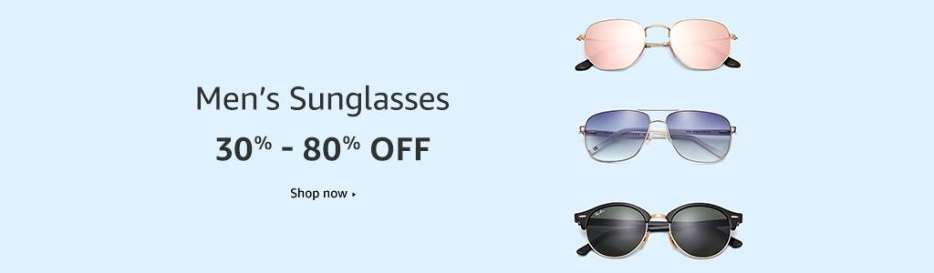 Men's Sunglasses offers