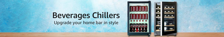 Beverage chillers