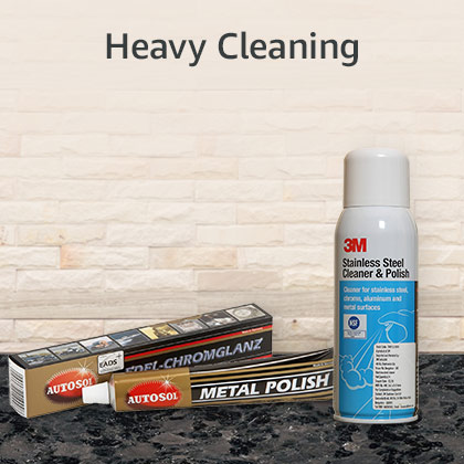 Heavy cleaning