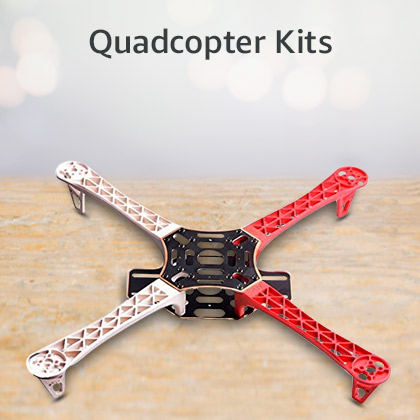 Quadcopter kits