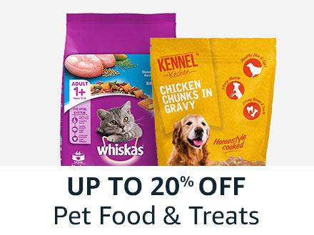 pet food and treats