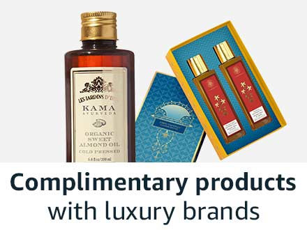 complimentary products with luxury brands