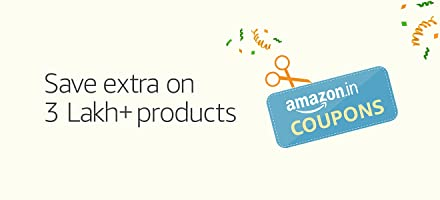 Amazon Coupons: Discounts on 3 Lakh products