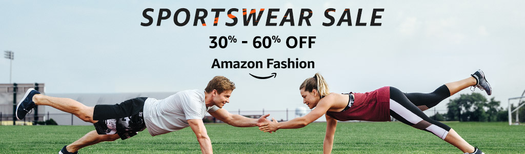Sports fest | 30% - 60% off