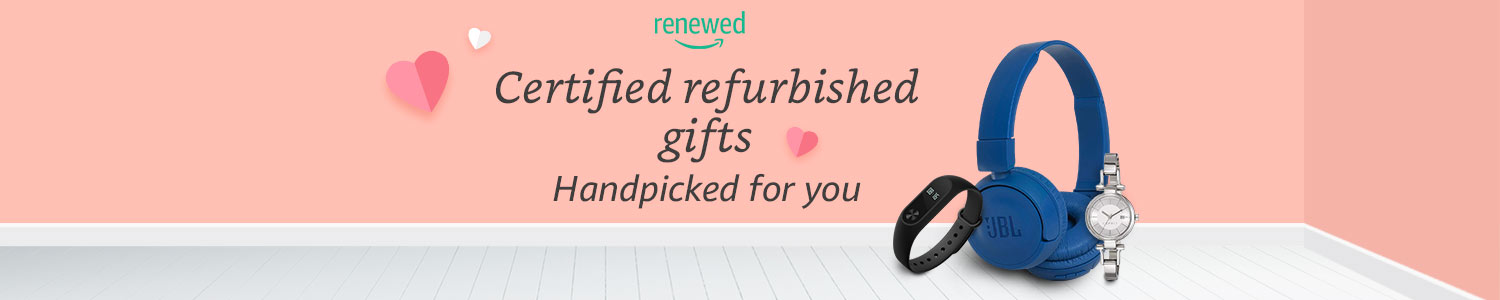 Certified Refurbised Valentine's Day Gifts