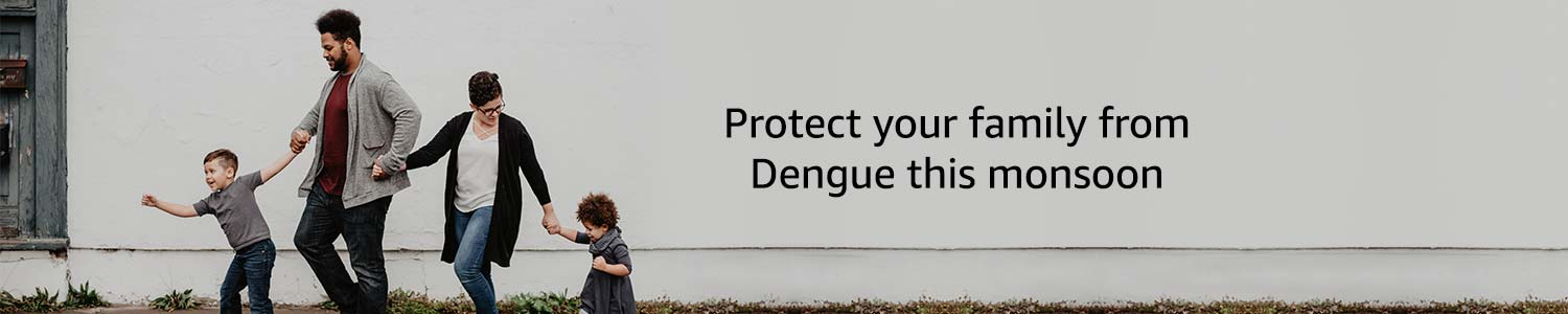 Protect your family from Dengue