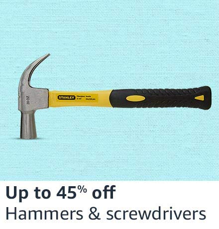 Hammers and Screwdrivers