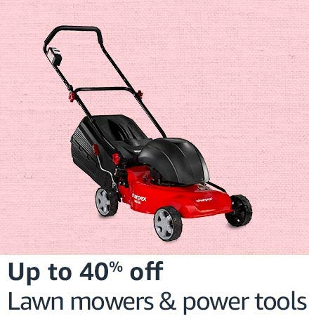 Lawn Mowers and Power tools