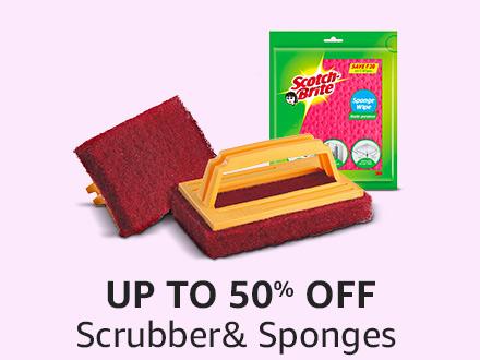 Scrubber & Sponges