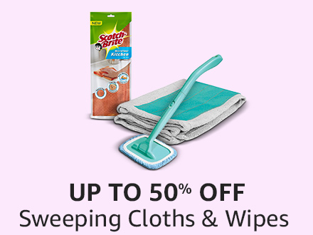 Sweeping Cloths & Wipes