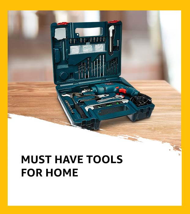 Must have tools for home