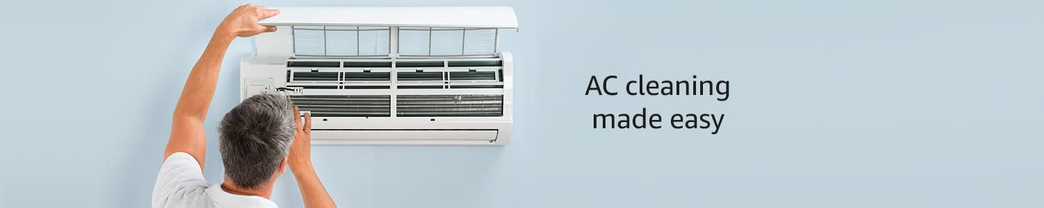 Ac Cleaning made easy
