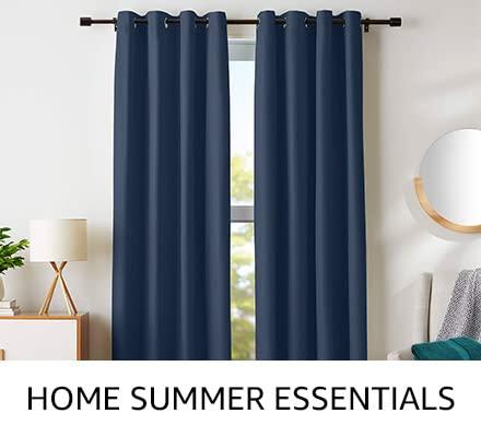 Home summer essentials