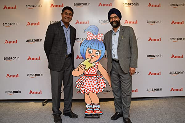 Amul Makes Its Online Debut in the US Through Amazon