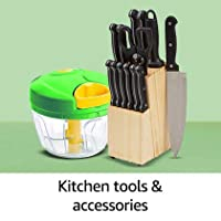 Kitchen tools & accessories
