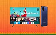 amazon.in - Up To 35% discount on Samsung Electronics