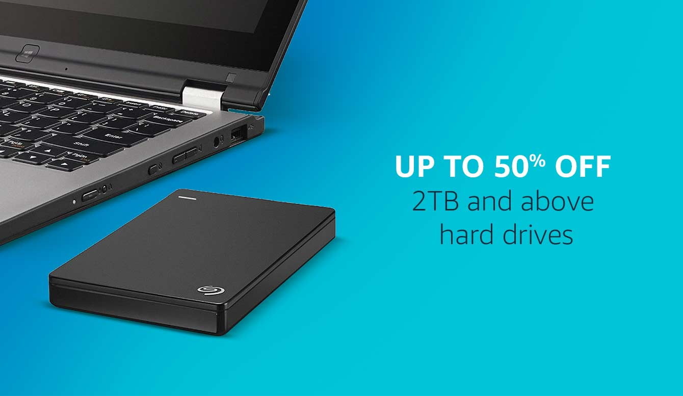 ab95a78a2bc External Hard Disk  Buy 1TB   2TB Hard Disks online at best prices ...