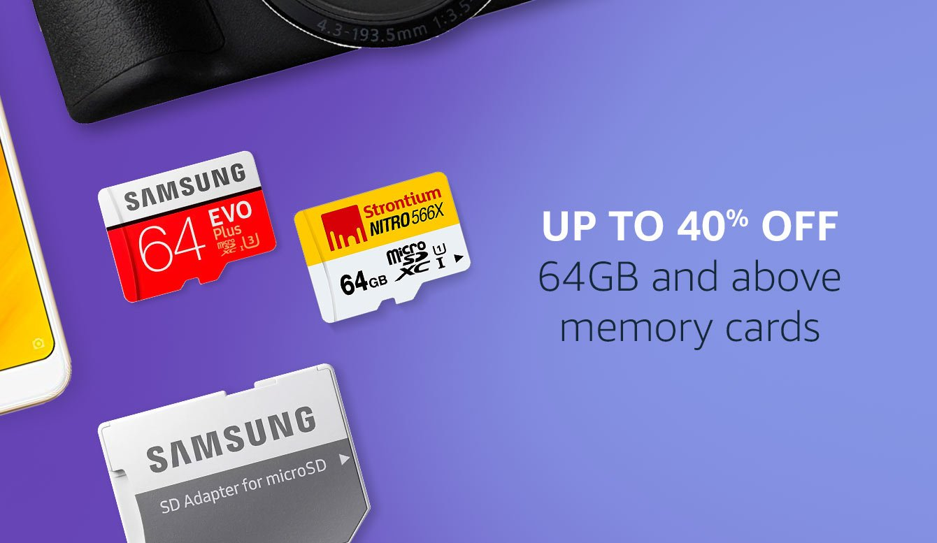 Sd Card Buy Sd Cards Online At Best Prices In India Amazon