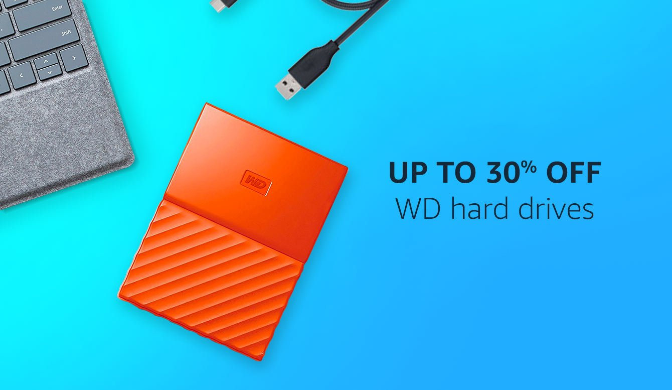 5aff76f4d0e External Hard Disk  Buy 1TB   2TB Hard Disks online at best prices in India  - Amazon.in
