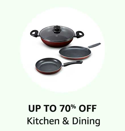 Up To 70% Off Kitchen & Dining