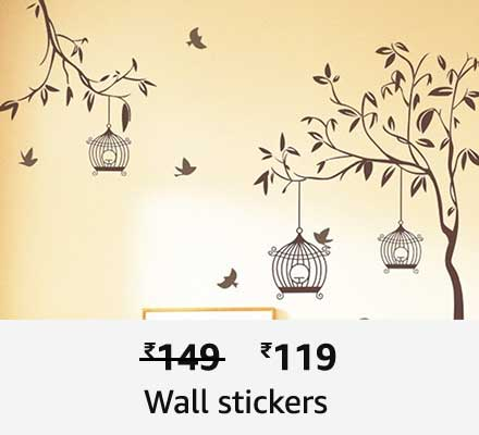 119 Wall stickers
