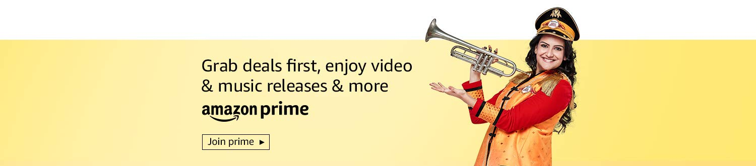 Grab deals first, enjoy video & music releases and everyday benefits with Prime