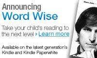 Take your child's reading to the next level