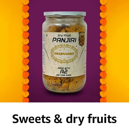Sweets & dry fruits