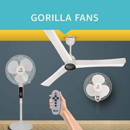 Gorilla fans