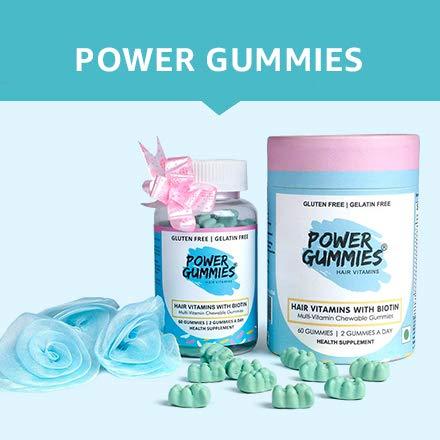 Power gummies