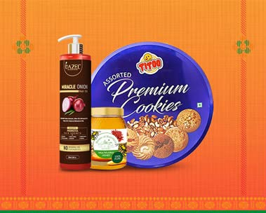 Starting ₹99 | Beauty & grocery essentials