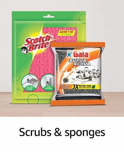 Scrubs & sponges