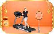 amazon.in - Sports and Fitness Equipments starting at just ₹49