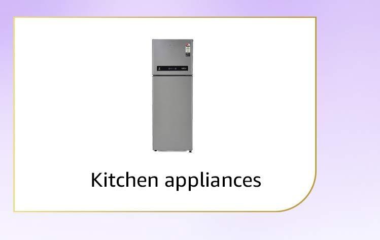 Bestselling appliances
