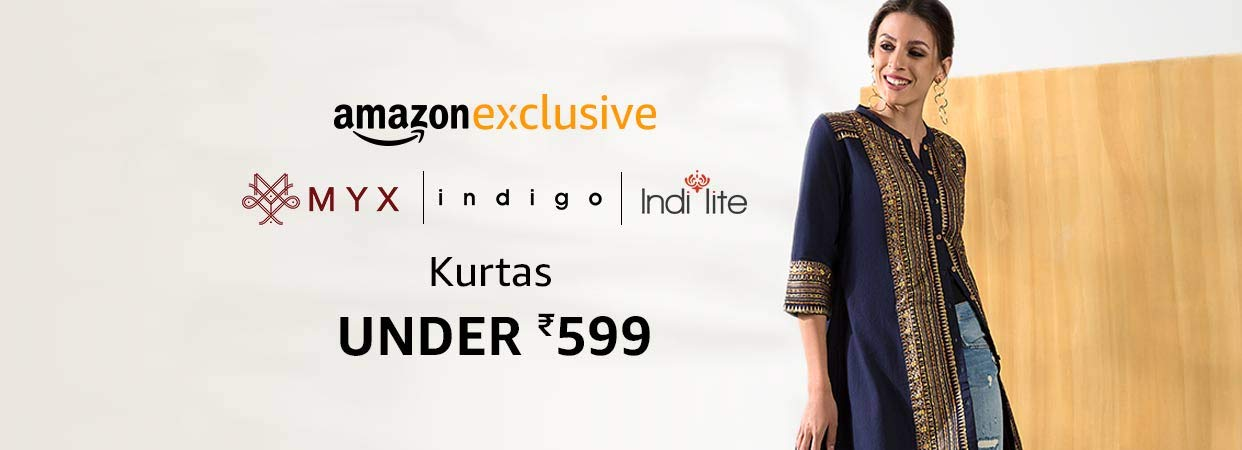 Kurtas - Amazon Exclusive Selection