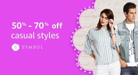 Symbol 50% - 70% Off