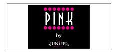 Pink by Juniper