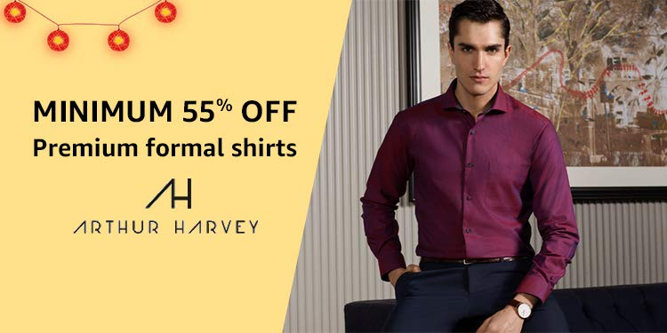 Min 55% off_ArthurHarvey