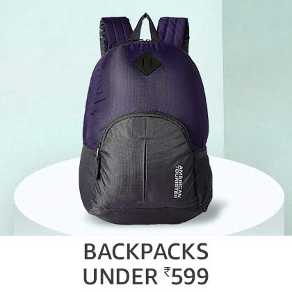 Backpacks Under Rs.599