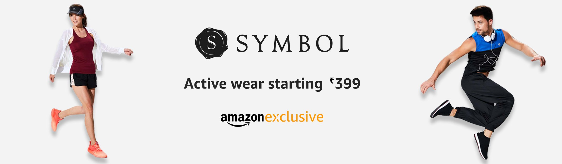 Active Wear starting 399 | by Symbol
