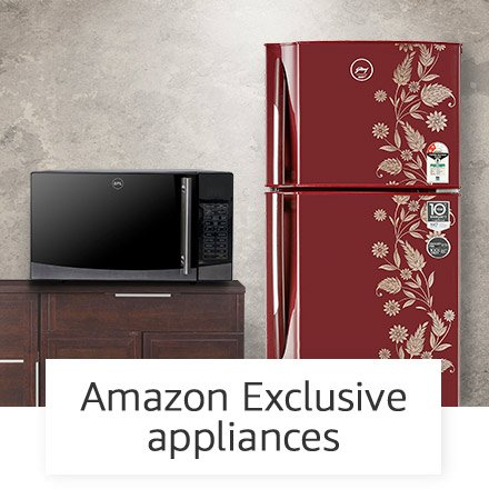 Exclusive Appliances